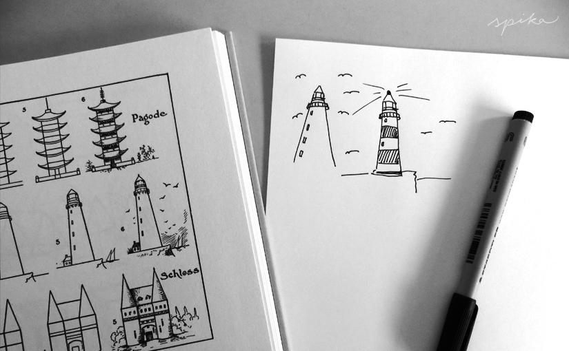 Wie wir zeichnen, was wir zeichnen