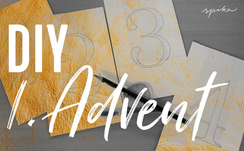 1. Advent – DIY