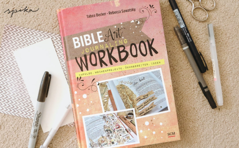 Bible Art Workbook